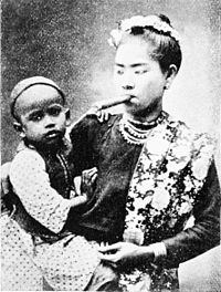 PSM V50 D048 A burmese mother and her child.jpg