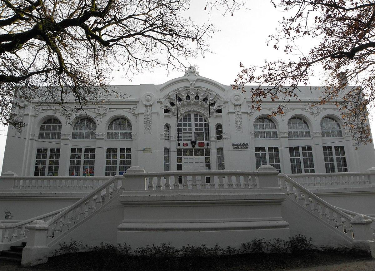 Exposici n rexional de 1909 wikipedia a enciclopedia libre - Arquitectos santiago de compostela ...