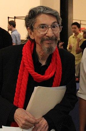 Pablo Ferro - Pablo Ferro at the AIGA in Houston, 2011