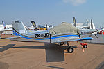 Pacific Aerospace CT-4E Airtrainer 'ZK-JDZ' (16949469965).jpg