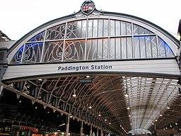 Paddington Station 6