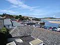 Padstow - view over the harbour from a hotel room at the Seafood Restaurant - geograph.org.uk - 1172932.jpg