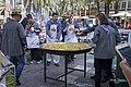 Paella a la Plaça de la Reina, Falla Tio Pep 01.jpg