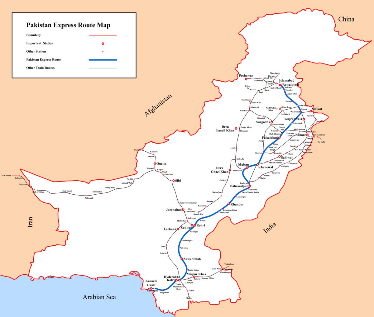 pakistan express wikipedia