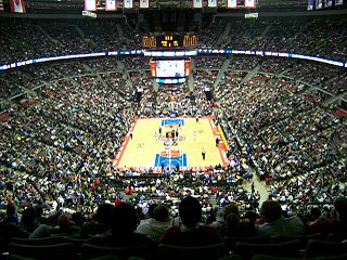 Pacers–Pistons brawl 2004 professional basketball game ended by a brawl involving spectators