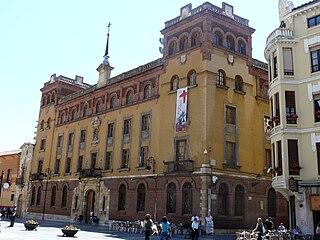 Palacio Episcopal, León