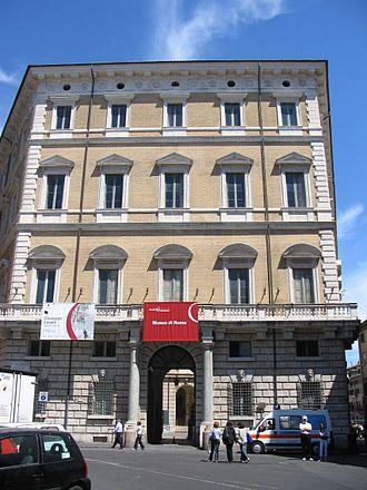 Palazzo Braschi - Image: Palazzo Braschi (Roma)