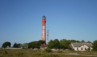 Paldiski - Image: Paldiski lighthouse 2009