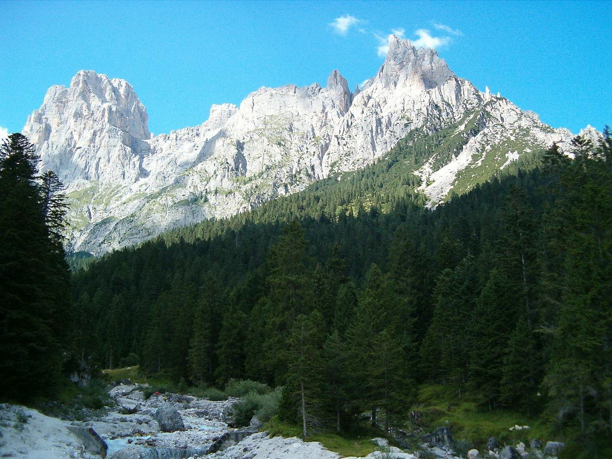 San Martino di Castrozza - Wikivoyage, guida turistica di viaggio