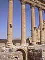 Palmyra (Tadmor), Baal Tempel (38651092736).jpg