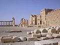 Palmyra (Tadmor), Baal Tempel (38651093926).jpg