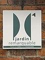 Panneau Jardin Remarquable Arboretum Paris - Paris XII (FR75) - 2021-01-21 - 1.jpg