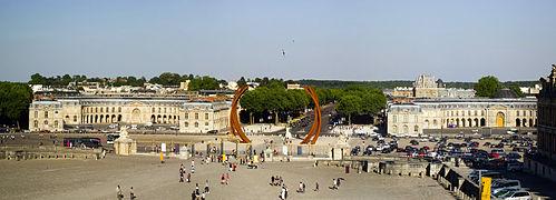 Versailles wikip dia for Piscine versailles