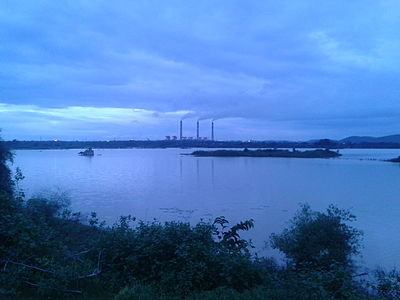 Panoramic View of NTPC Kaniha Power Station Odisha.jpg