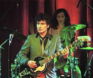 Tav Falcos Panther Burns American rock band
