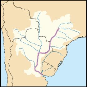 El Río Paraná