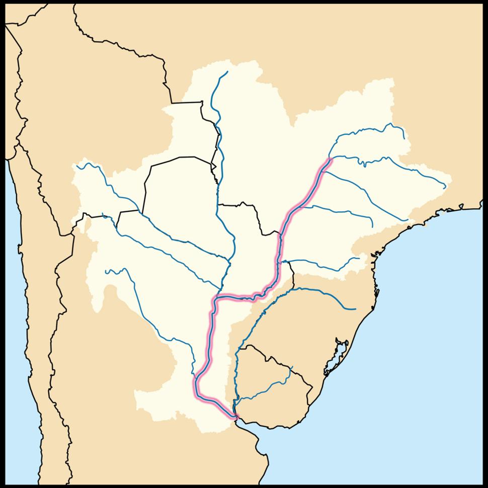 Paranarivermap