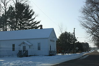 Parfreyville, Wisconsin Unincorporated community in Wisconsin, United States