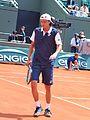 Paris-FR-75-open de tennis-25-5-16-Roland Garros-Taro Daniel-06.jpg