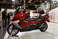 Paris - Salon de la moto 2011 - BMW - C 650 GT - 001.jpg