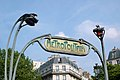 Paris metro sign May 1, 2011.jpg