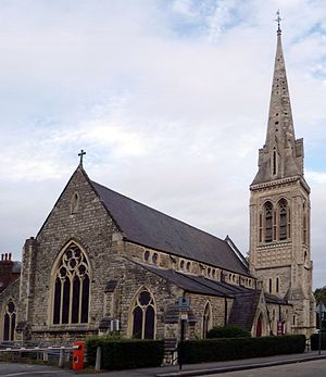 St Michael and All Angels Church, Wood Green - St. Michael and All Angels Church