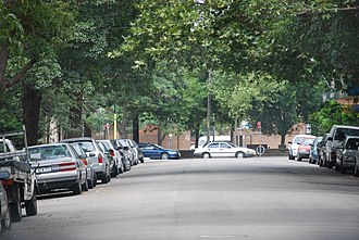 Erskineville, New South Wales - Park Street