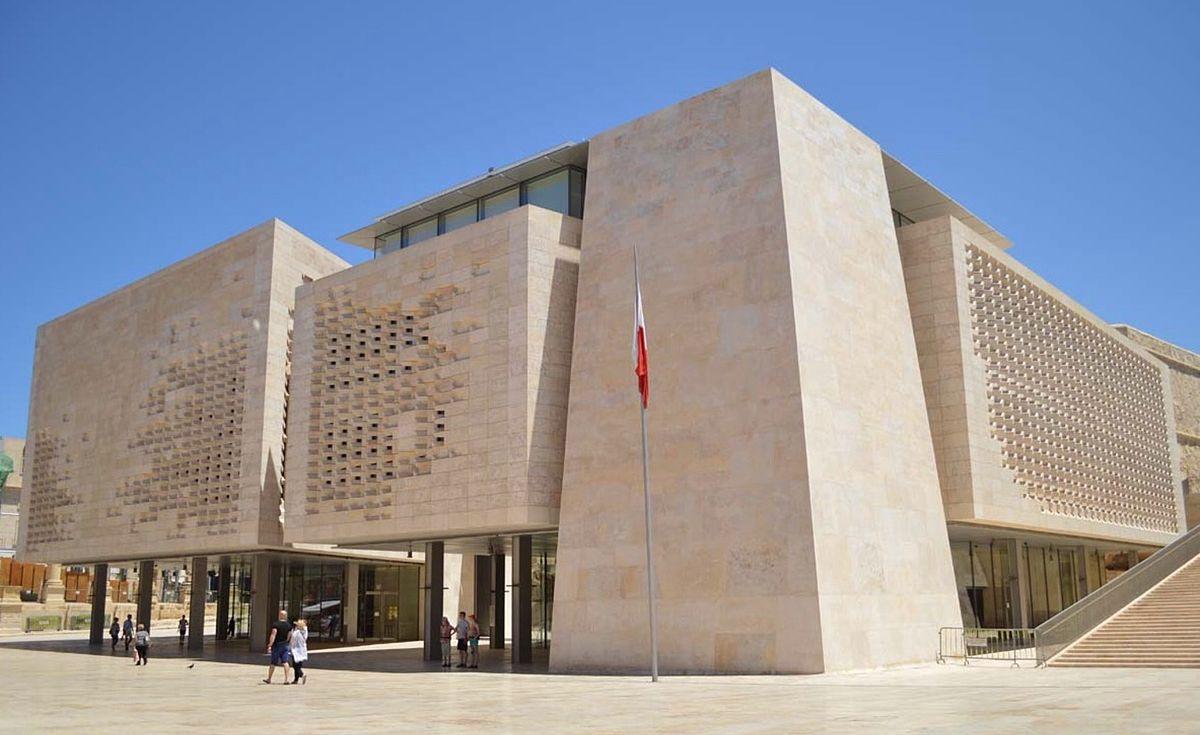 Parliament House Malta Wikipedia