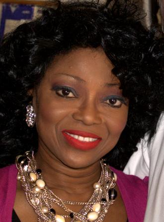 Patti Boulaye - Boulaye in 2014