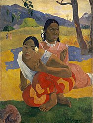 Paul Gauguin: When Will You Marry?
