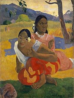 paul gauguin ile ilgili görsel sonucu