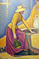 Paul signac, donne al pozzo (giovani provenzali al pozzo), 1892, 04.JPG
