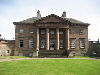 English: Paxton House