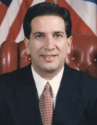 2004 Puerto Rican general election - Image: Pedro Rossello (cropped)