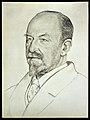 Pencil portrait of Sir Henry Head Wellcome L0033014.jpg