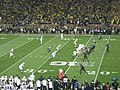Penn State vs. Michigan football 2014 15 (Michigan on offense).jpg