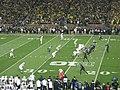 Penn State vs. Michigan football 2014 15 (Michigan on offense).jpg