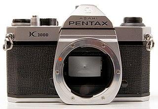 Pentax K-mount Series of camera lens mounts made by Pentax