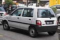 Perodua Kancil (first generation, third facelift) (rear), Seri Kembangan.jpg