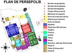 מפת פרספוליס