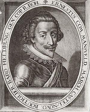 Ernst von Mansfeld - Image: Peter Ernst I Iof Mansfield 02