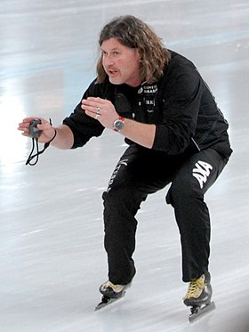 Image illustrative de l'article Peter Mueller (patinage de vitesse)