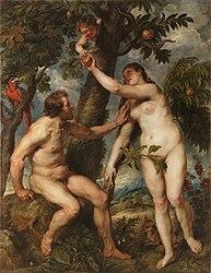 Peter Paul Rubens: The Fall of Man