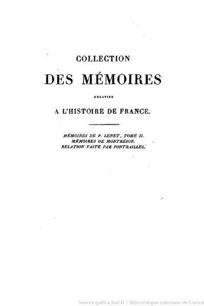 File:Petitot - Collection complète des mémoires relatifs à l'histoire de France, 2e série, tome 54.djvu