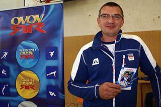 Petr Hrdlička Czech sport shooter