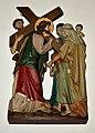Pfarrkirche hll. Simon und Judas, Weißenkirchen an der Perschling - stations of the cross 08.jpg
