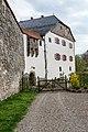 Pfarrweisach, Liechtenstein, Südburg 20170414 002.jpg