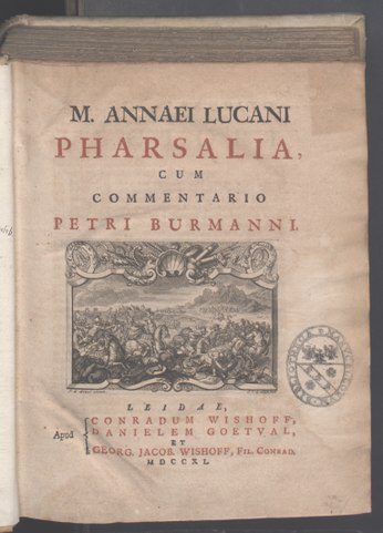 Pharsalia, 1740