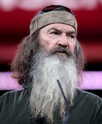 Duck Dynasty - Robertson speaking at CPAC 2015 in Washington, D.C.