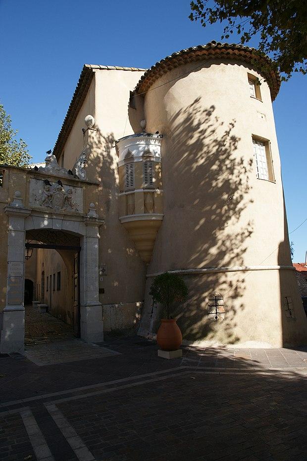 Monument historique à Vallauris